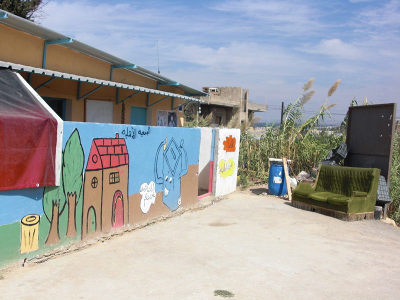 Nahr-el-bared-provisory-camp